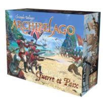Ludically - Jeux de société - Archipelago : Extension Guerre et Paix
