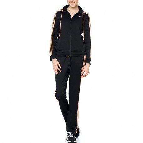 Adidas originals Survêtement Ess 3S Entrainement Noir