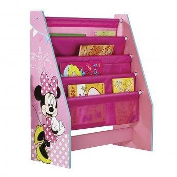 Minnie Bibliothèque Disney