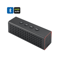 Auto-hightech - Enceinte bluetooth 20W Batterie 4400mAh Micro Sd auxilliaire