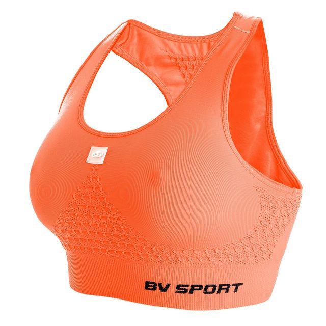 Bv Sport - Brassiere Keepfit Corail Brassière Femme - pas cher Achat ... 4c7cb15a5e0