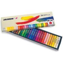 Jaxon - 47424 - Loisirs CrÉATIFS - Etui De 24 Craies Pastel Huile