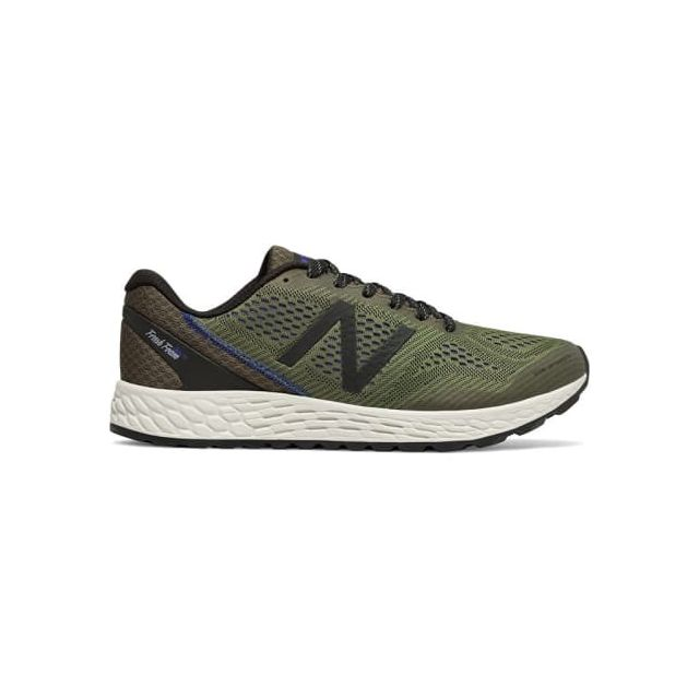 New Balance Chaussures Fresh Foam Gobi Trail v2 vert gris