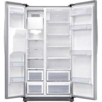 Réfrigérateur Américain - RS50N3403SA - Metal Grey