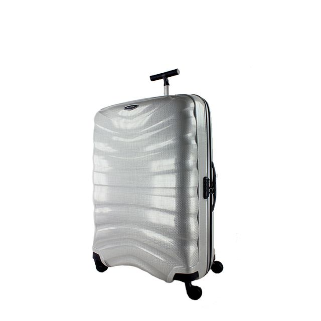 Samsonite - Valise rigide Firelite 75 cm Dark red 1776 (25) Silver - 93