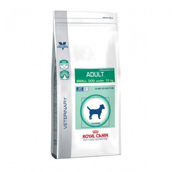 Royal Canin Croquettes Veterinary Care Adulte Small Dog Dental et Digest Sac 8 kg