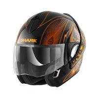 Shark - Evoline Series 3 Mezcal Chrome Kuo - S