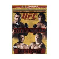 Fight Dvd - Ultimate Fighting Championship - 81: Breaking Point Import anglais