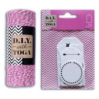 Autre - 24 étiquettes blanches, de formes et tailles différentes avec des motifs imprimés noir 8 designs x 3, et perforées, idéales pour décorer vos cadeaux