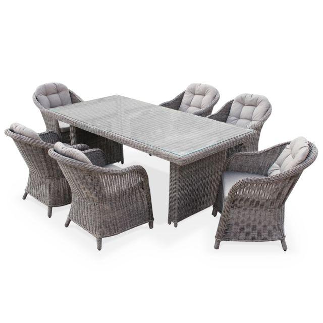 alice 39 s garden salon de jardin en r sine tress e. Black Bedroom Furniture Sets. Home Design Ideas