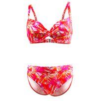 130bc60d0565d Lolita Angels - Maillot de bain 2 Pièces Balconnet Playa Vogue Bonnet E  Maui Rose