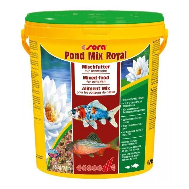Sera Pond Mix Royal 3.5kg 20L