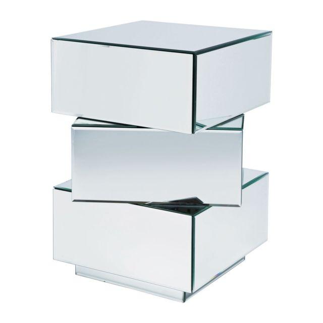 Karedesign Commode Cubo Petit Modèle 3 tiroirs Kare Design