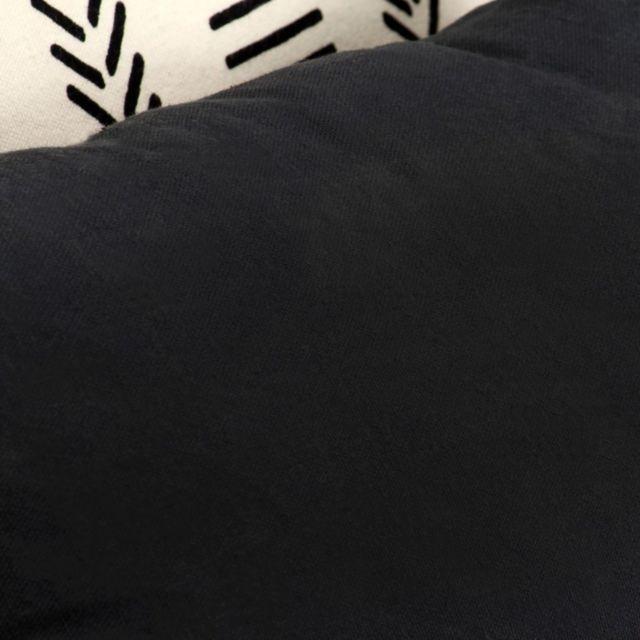 ICAVERNE Canapés serie Canapé modulaire à 2 places Tissu Rayure
