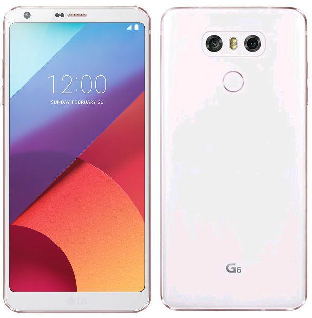Destockage LG G6 - 32 Go - Blanc pas cher - Achat   Vente Smartphone ... 0a9cbc5c4917