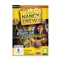 Dtp - Ein Fall für Nancy Drew: Fluch im Filmstudio import allemand