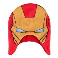 Marque Generique - Bonnet tête Iron Man - Super hero Dc enfant 33dcc75a507