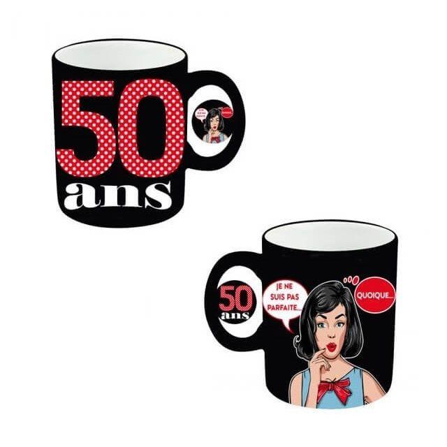 cadeau anniversaire femme 50 ans