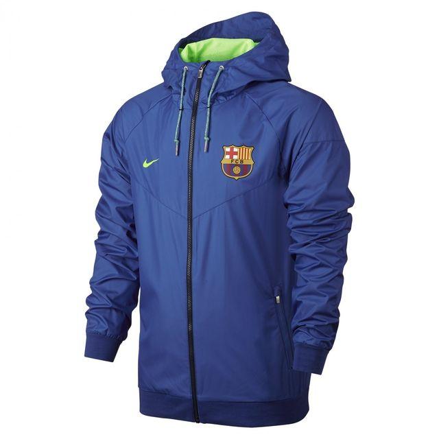 Nike Veste de football Fc Barcelona Authentic Windrunner