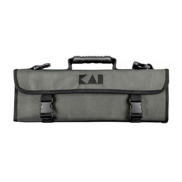 kai malette couteaux ka vide pour 7 couteaux et accessoires de cuisine pas cher achat. Black Bedroom Furniture Sets. Home Design Ideas