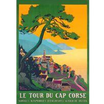Cloud B - Affiche ancienne de Broders Corse