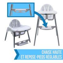 chaises hautes achat chaises hautes pas cher rue du commerce. Black Bedroom Furniture Sets. Home Design Ideas