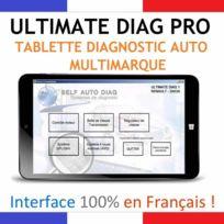 Self Auto Diag - Valise diagnostic auto complète multimarque