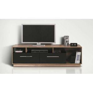 house and garden meuble tv black pas cher achat vente meubles tv hi fi rueducommerce. Black Bedroom Furniture Sets. Home Design Ideas