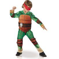 Rubies - Déguisement Luxe Tortues Ninja Mutante - Enfant - Taille : 5-6 ans 105-116 cm