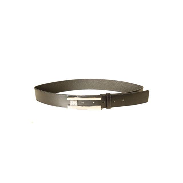 f8540bc8146 Grossiste-en-ligne - Ceinture Noire avec boucle rectangle à strass Bg8001-61