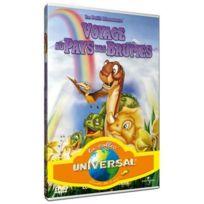 Dvd - Le Petit Dinosaure Voyage Au Pays Des Brumes