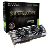 EVGA - GeForce GTX1070 SC Gaming ACX3.0 Cooler