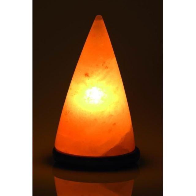 Lampe de sel - Conique