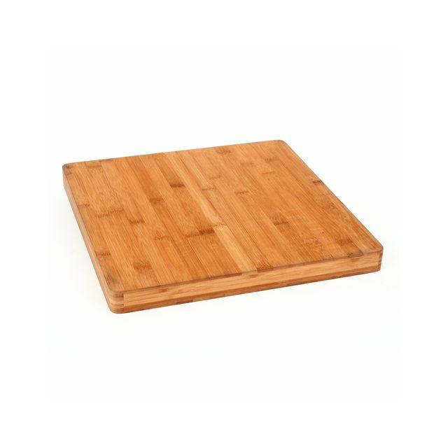 B&W Planche à découper carrée - Bambou