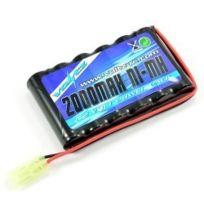 VOLTZ - Pack NIMH 7.2V 2000mAh Mini Tamiya