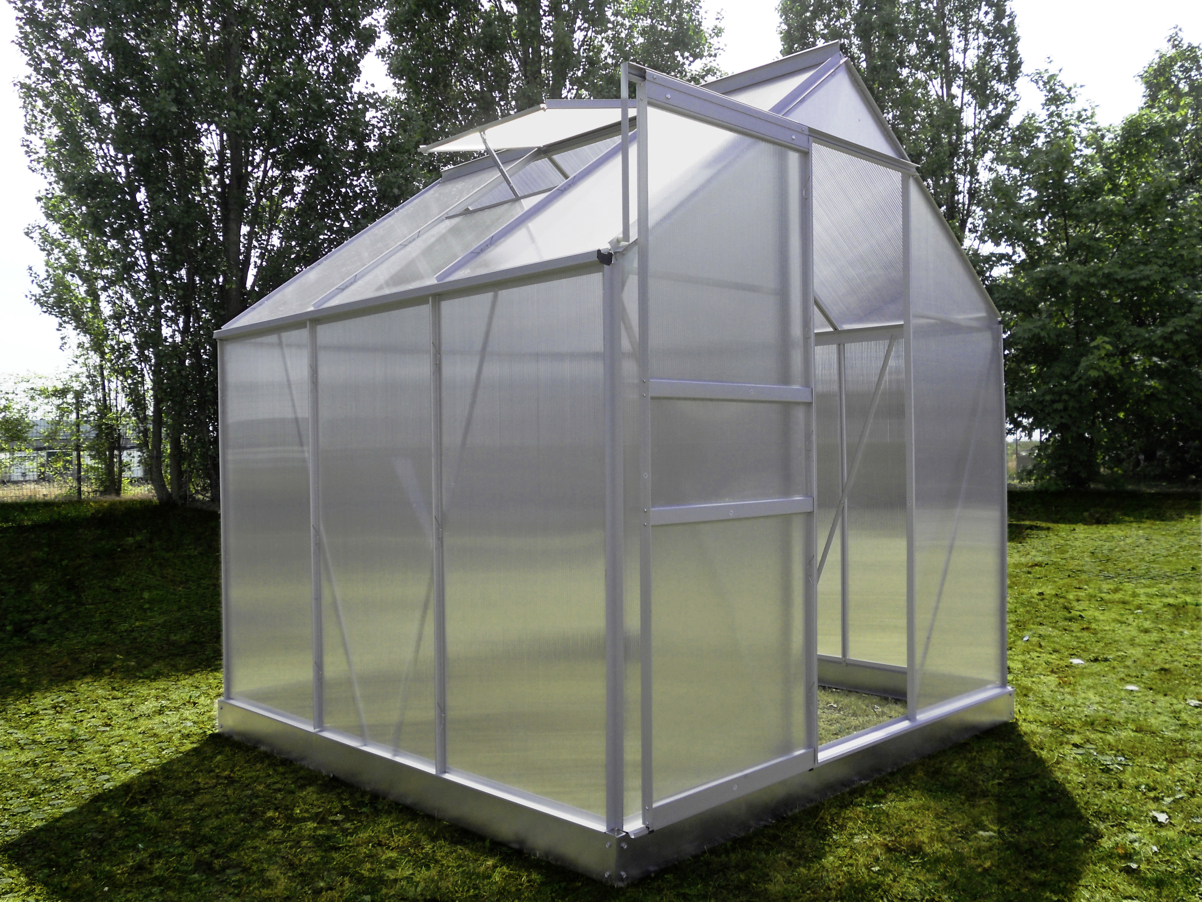 CHALET & JARDIN - PRIMA 66 - Serre de jardin - 3,76 m² - pas cher ...