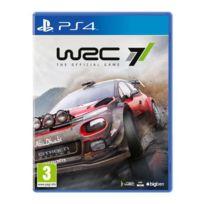 Blizzard - Jeu PS4 WRC7