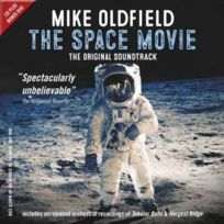 Phd - Mike Oldfield - The space movie Boitier cristal