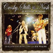 Chrome Dreams - Crosby Stills & Nash - Survival Sunday Radio Broadcast Hollywood 1980 Boitier cristal