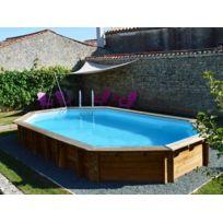 piscine hors sol ronde Longué-Jumelles