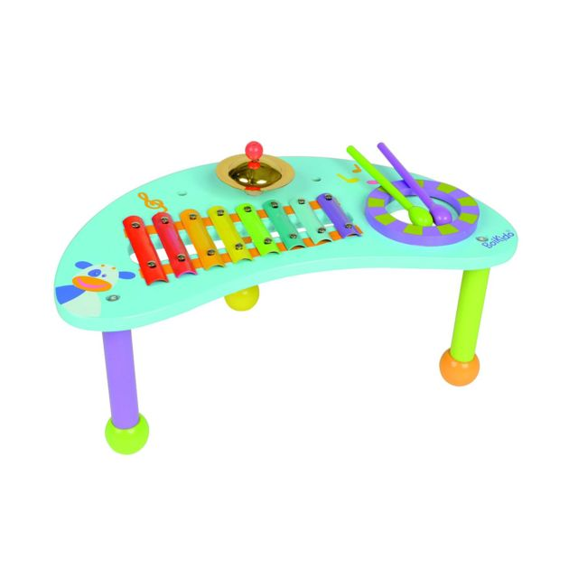 Boikido Table de percussions en bois