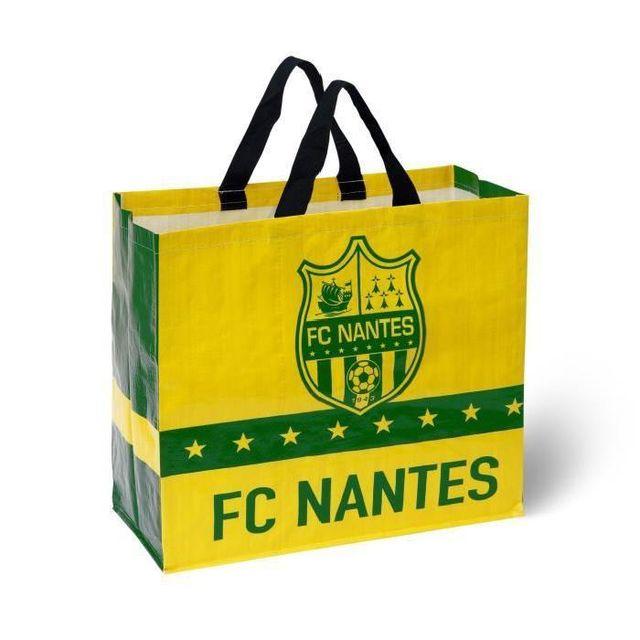 No Name - Fc Nantes Grand Cabas Licence officielle - pas cher Achat ... a0ec19a2649