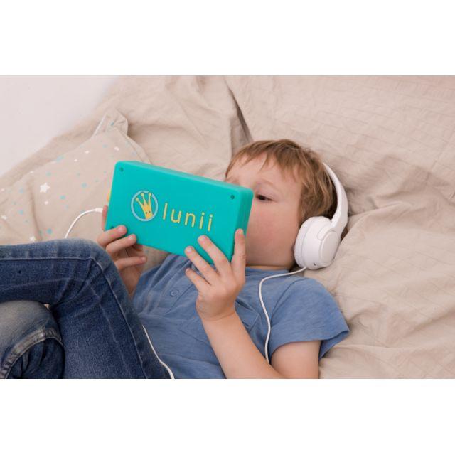 LUNII - Jeu éducatif compteur d'histoire pour enfants - Bleu