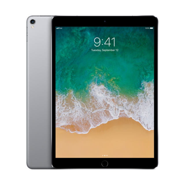 "APPLE - iPad Pro - 10,5"" - 512 Go - WiFi + Cellular - MPME2NF/A - Gris sidéral"