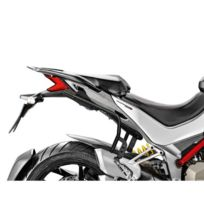 Shad - 3P System support valises latérales ducati 1200 Multistrada 2016 2017 porte bagage Doml17IF