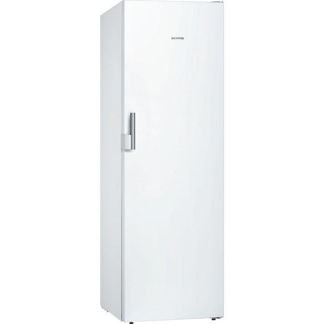 SIEMENS congélateur armoire 60cm 242l nofrost a++ blanc - gs36ncwev