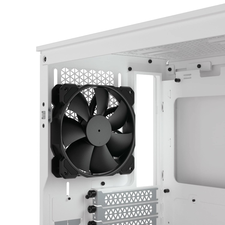 Boîtier PC 4000D avec fenêtre Corsair Blanc