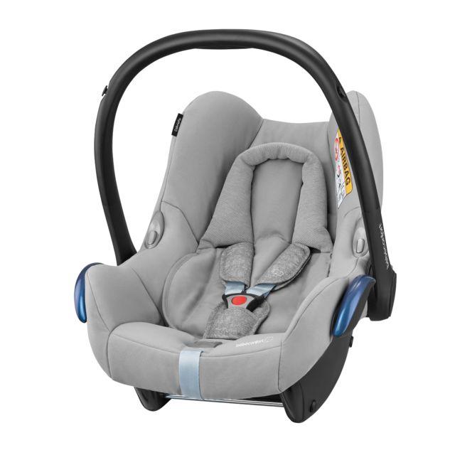 Bébé Confort - Siège Auto CabrioFix Isofix Groupe 0+ - Nomad Grey