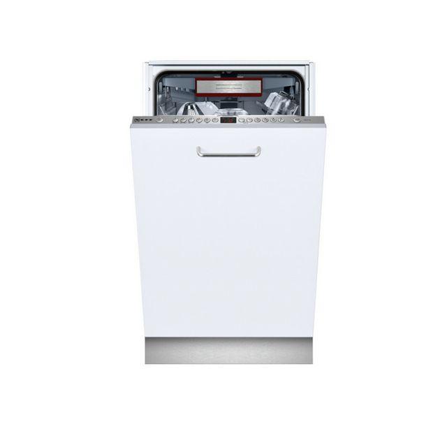 NEFF lave-vaisselle 45cm 10c 44db a++ tout intégrable - s58t69x5eu