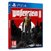 BETHESDA - Wolfenstein II : The New Colossus - PS4
